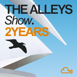 THE ALLEYS Show. 2YEARS / Gai Barone