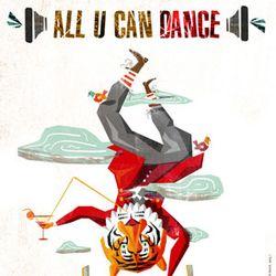Da Vince & Orel1 @ All U Can Dance, Friday September 20th, 2013