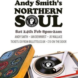 Red Lion E11 Northern Soul night 24.2.18 with Andy Smith, Jo Wallace & Ian Dewhirst - Pt 1