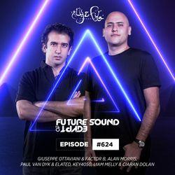 Future Sound of Egypt 624 with Aly & Fila
