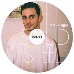 Solid Steel Radio Show 25/5/2018 Hour 2 - Will DiMaggio