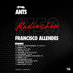 ANTS Radio Show 153 hosted by Francisco Allendes