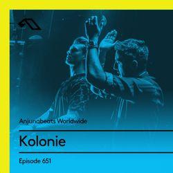 Anjunabeats Worldwide 651 with Kolonie