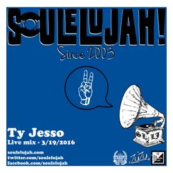 Ty Jesso March 19 2016