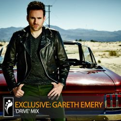 Exclusive: Gareth Emery 'Drive' Mix