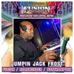 J J FROST & SHABBA LIVE AT FUSION . APRIL 9th 2016