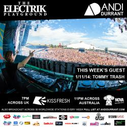 Electrik Playground 01/11/14 - Tommy Trash
