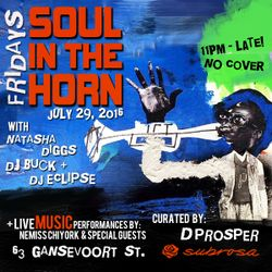 """DJ Eclipse - """"Soul In The Horn"""" Mix"""