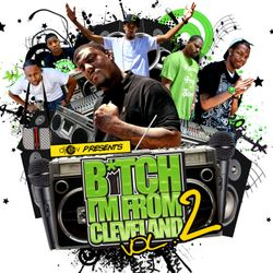 E-V - Bitch I'm From Cleveland Vol.2 (2008)