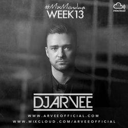 #MixMondays 31/3/14 (WEEK13) *JUSTIN TIMBERLAKE MIX* @DJARVEE