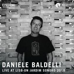 Daniele Baldelli @ Lisb-ON #JardimSonoro 2018 (BE-AT.TV)