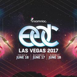CID LIVE @ Electric Daisy Carnival, EDC Las Vegas 2017