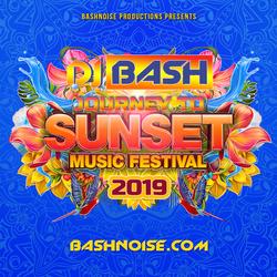 DJ Bash - Journey To Sunset 2019