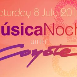 Coyote teaser mix / Musica Noche summer party Sat 8th July/ Horse and Groom