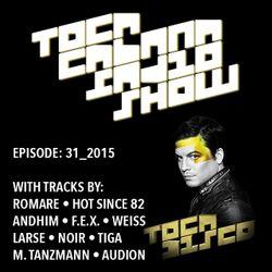 TOCACABANA RADIO SHOW 31_2015