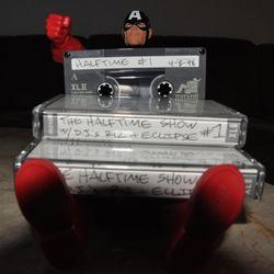 The Halftime Show w/DJ Riz & DJ Eclipse (w/Shabazz, X-Men, Hiero & B.E.P.) 89.1 WNYU April 8, 1998