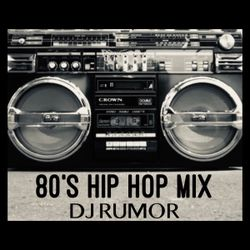 80's Hip Hop Mix