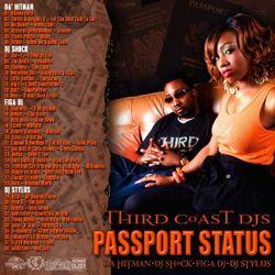 Figa's 3rd Coast DJ Mix