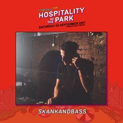 Hospitality In The Park X FABRICLIVE - Skankandbass