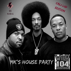 WiLD 104 MK's HOUSE PARTY 9/23