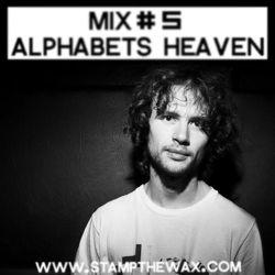 Stamp Mix #5: Alphabets Heaven