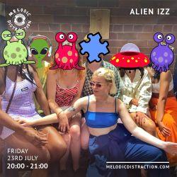 Alien Izz (July '21)
