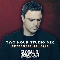 Global DJ Broadcast - Sep 19 2019