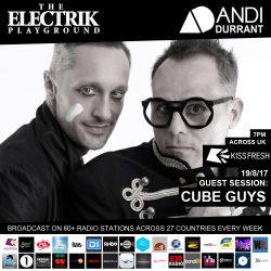 Electrik Playground 19/8/17 inc Cube Guys Guest Session