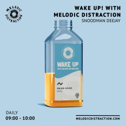 Wake Up! with Snoodman Deejay (14th April '21)