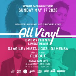 All Vinyl Everything Toronto - All 45s Guest Set