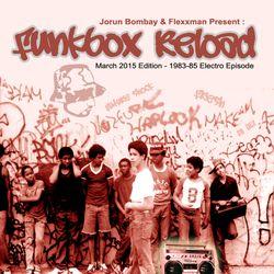 DJ JORUN BOMBAY'S FUNKBOX RELOAD - SPRING 2015 EDITION (Co-Hosted by Flexxman)