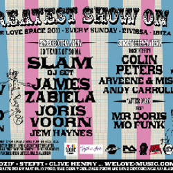 Slam - July Pressure hour - We Love... exclusive mix ahead of their appearance on 21st August