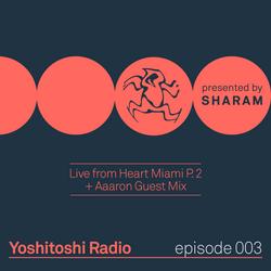 Yoshitoshi Radio 003 - Aaaron Guest Mix