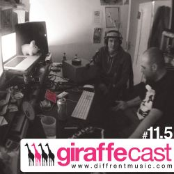 "Diffrent Music ""GiraffeCast 11.5"" [Arkaik & Dexta]"