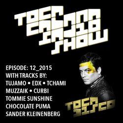 TOCACABANA RADIO SHOW 12 2015