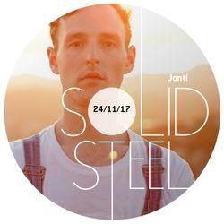 Solid Steel Radio Show 24/11/2017 Hour 1 - Jonti