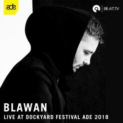 Blawan @ Dockyard Festival ADE 2018 (BE-AT.TV)