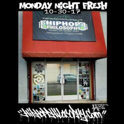 HipHopPhilosophy.com Radio - 10-30-17 - Monday Night Fresh