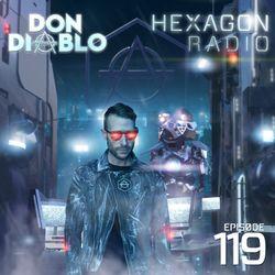 Don Diablo : Hexagon Radio Episode 119