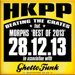 Beating The Crates 20131228