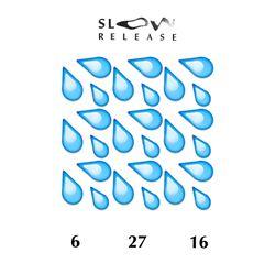 SLOW RELEASE - JUNE 27 - 2016