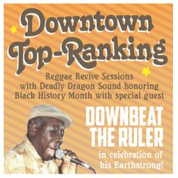 Downbeat The Ruler LS Deadly Dragon Sound