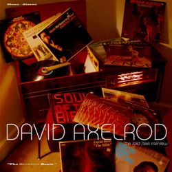 David Axelrod interview on Solid Steel from 2nd July 2001