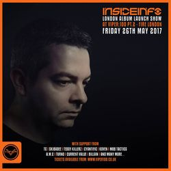 InsideInfo (Viper Recordings) @ Rockwell sits in for Friction Radio Show, BBC Radio 1 (14.03.2017)