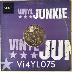 Vi4YL075: Pass The Peas - vinyl adventures! On a James Brown'esk; funk, groove, beat and sample tip.