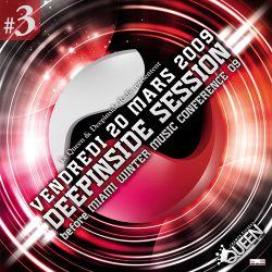 DEEPINSIDE SESSION before WMC'09 @ QUEEN Club Paris # Part.3 by DJ Rork (Stalwart)