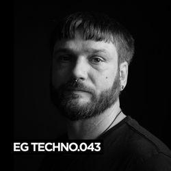 EG TECHNO.043 Saytek (Live)