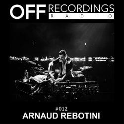 OFF Recordings Radio 12 with Arnaud Rebotini