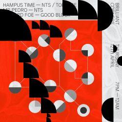 Hampus Time, Mr Pedro, & Richard Foe (12/04/18)