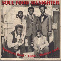 6h Soul Food Allnighter w. THEO THOENNESSEN